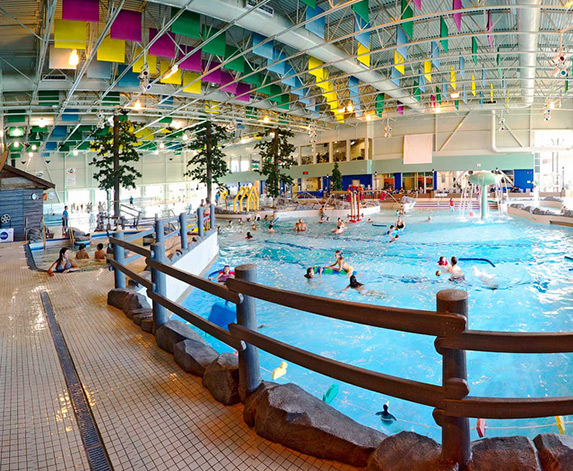 Cowichan Aquatic Centre Project by Master Pools Alta