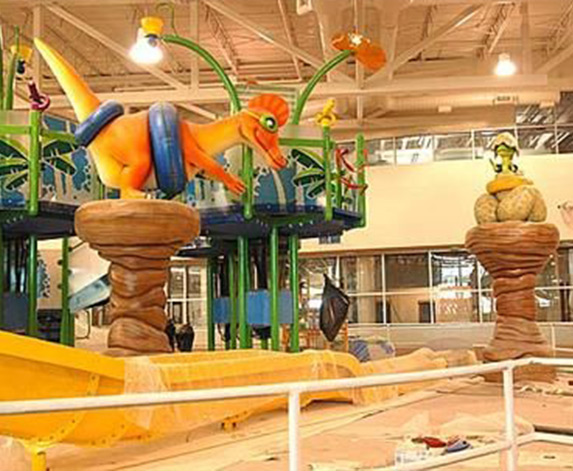 Grande Prairie Eastlink Aquatic Centre project by Master Pools Alta